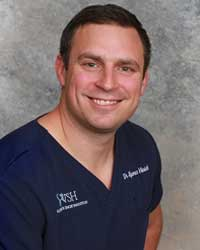 Dr. Spence Vlosich DDS